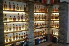 Eine feine Auswahl an Whiskies aus der ganzen Welt.