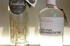 Friedrichs und Berliner Brandstifter Gin